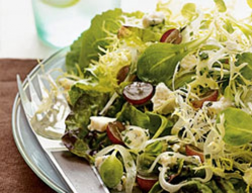 ... Choice Fruit - Turkey Salad with Grapes, Tarragon, and Celery