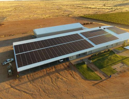 DIPPENAAR GROUP INVESTS IN SOLAR ENERGY